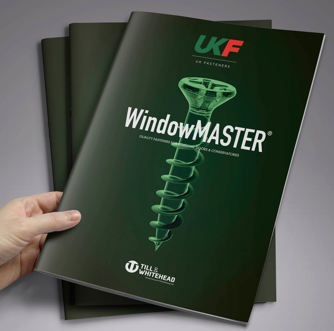 UK Fasteners windowmaster catalogue